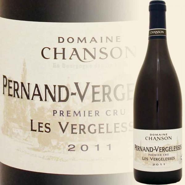 "Pernand-Vergelesses ""Les Vergelesses"" 1er Cru, Côte de Beaune (CHANSON Pere & Fils)"