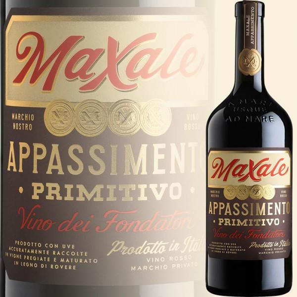 Primitivo Appassimento MAXALE