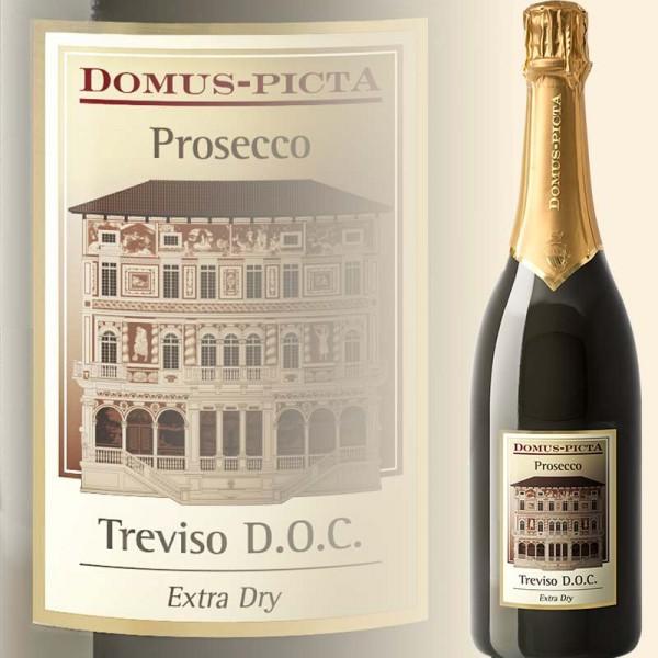 Prosecco Spumante Treviso DOC Extra-Dry (Domus-Picta)