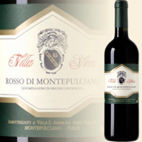 Rosso di Montepulciano (Villa S. Anna)