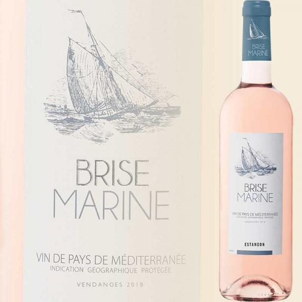 Brise Marine Rosé (ESTANDON Vignerons)