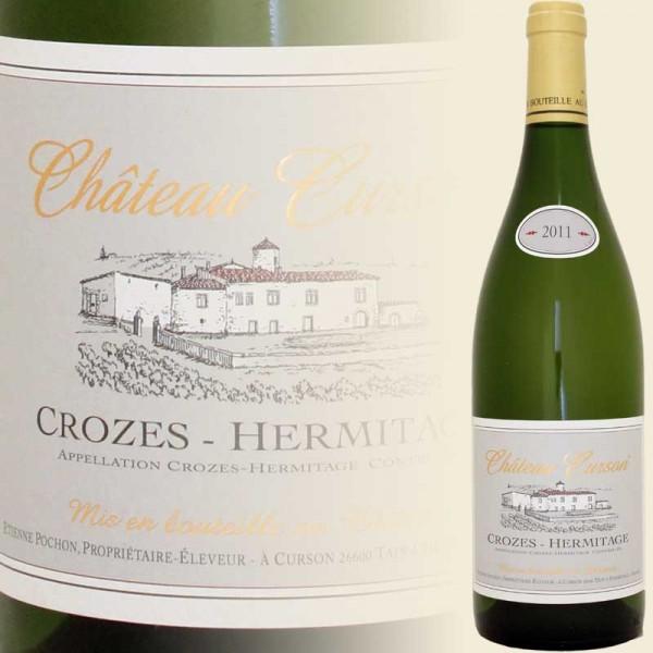 Crozes-Hermitage Blanc (Etienne Pochon - Chateau Curson)