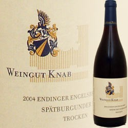 Spätburgunder Holzfass trocken, Endinger Engelsberg (Weingut Knab)