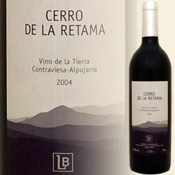 Cerro de la Retama (Bodegas Los Barrancos)