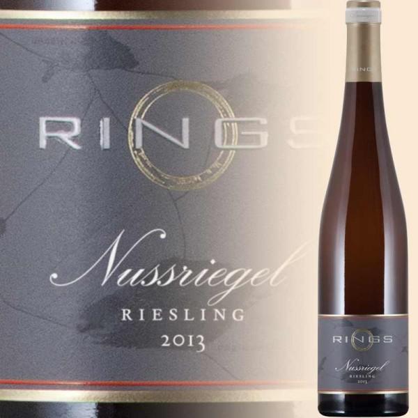 Riesling NUSSRIEGEL Erste Lage (Weingut Rings)