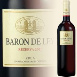 Rioja Reserva, Baron de Ley (Baron de Ley)